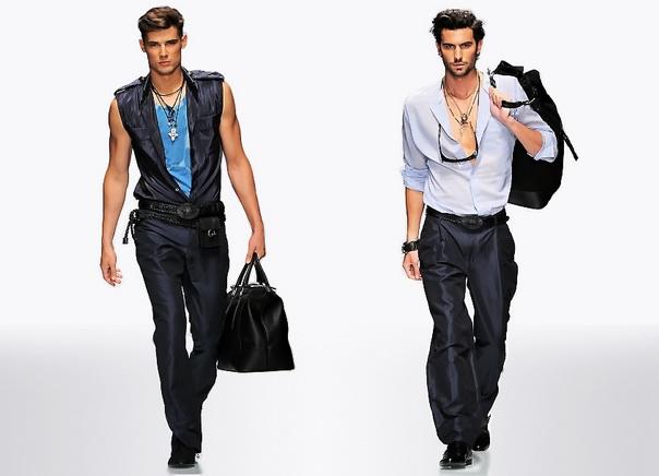 Тенденции мужской моды: весна 2010. 20 Мар, 2010 Рубрика