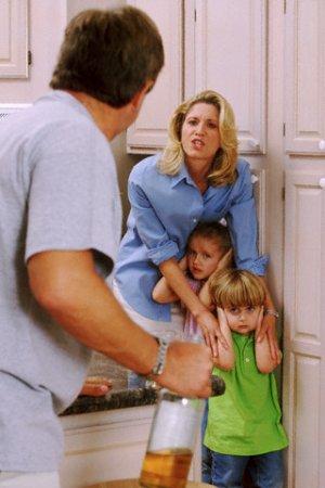 Семейные ссоры: причины и как избежать их