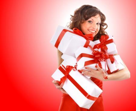 Поздравление с подарком сюрпризом