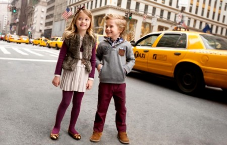 Детская мода в 2015 году » Онлайн журнал настоящих леди